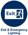Exit Emergency Lighting